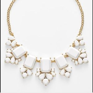 Kate Spade white daylight necklace